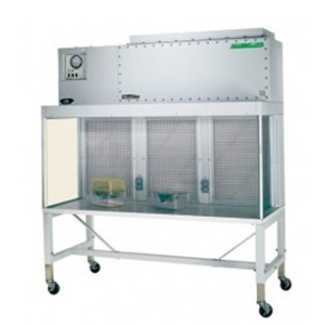 NU-603 Reverse Horizontal Flow Safety Cabinet